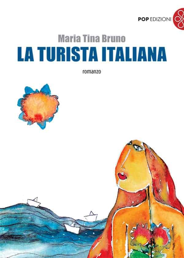 La turista italiana - copertina