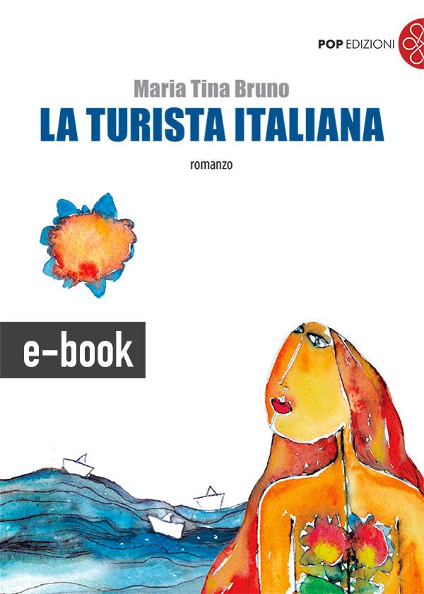 e-book: La turista italiana - Copertina
