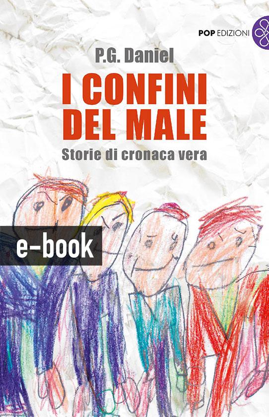 e-book: I confini del male - Copertina