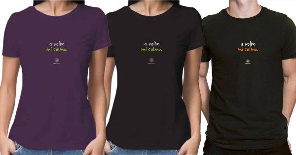 A volte mi calmo - T-shirts